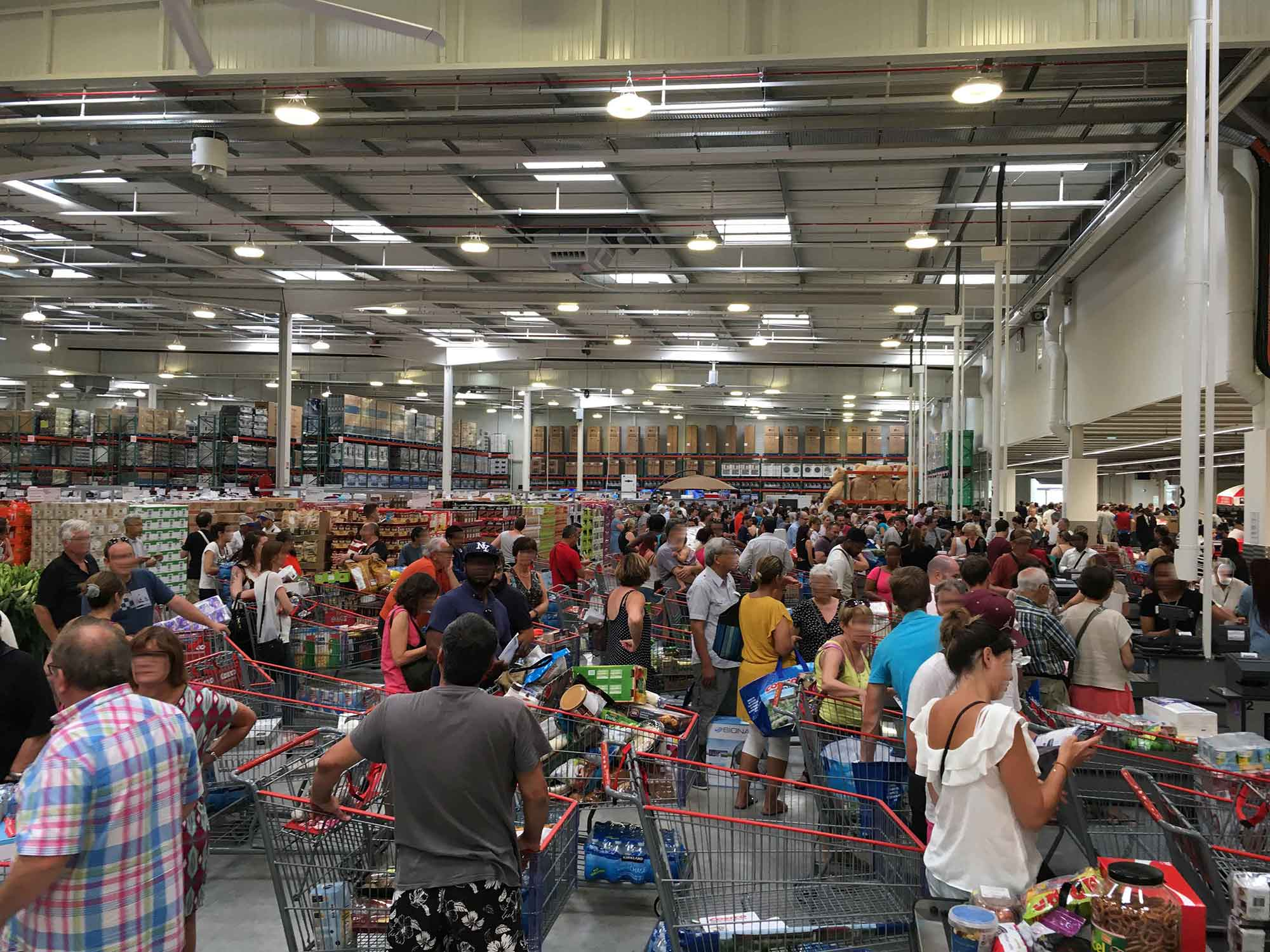 Costco for the first time in France and Iceland with Arneg   Arneg ...